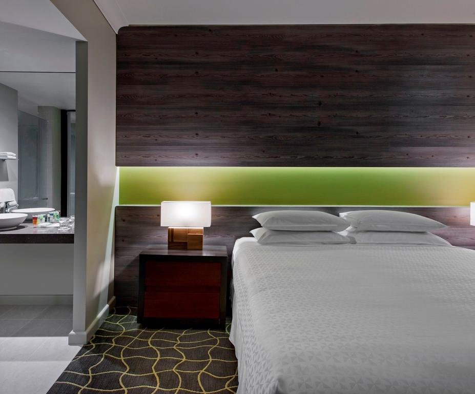 Four Points Perth Hotel Rooms